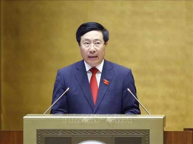 政府副总理范平明任2021年特赦咨询委员会主席职务 hinh anh 1