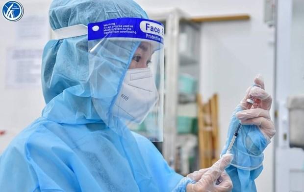胡志明市将于9月开始为12-18岁人群接种新冠疫苗 hinh anh 1
