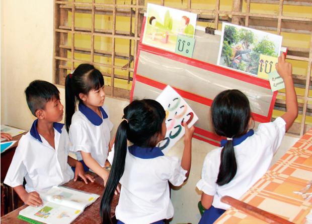 永隆省重视高棉族同胞人力资源的培训工作 hinh anh 2