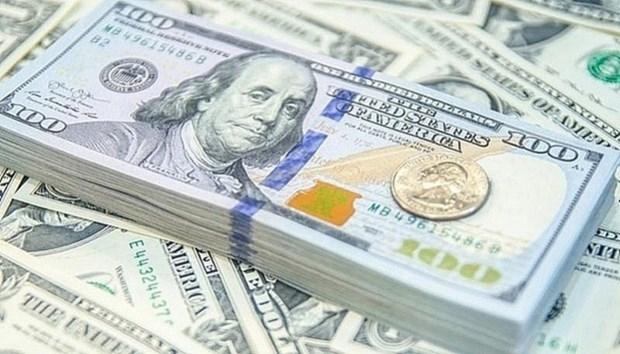 8月23日上午越盾对美元汇率中间价下调11越盾 hinh anh 1
