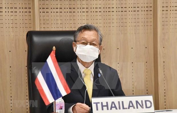 AIPA-42:泰国强调 AIPA 在数字应用中的作用 hinh anh 1