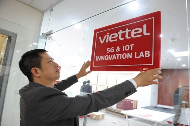 Viettel集团两个创新实验室正式投入运营 hinh anh 1