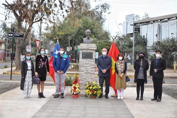 越南驻外使领馆和使团举行国庆76周年庆祝活动 hinh anh 4