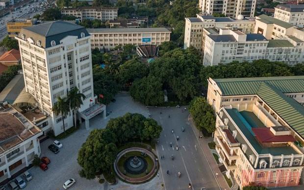 2022年度高等教育世界大学排名:河内国家大学物理科学保持全球601-800区间 hinh anh 1