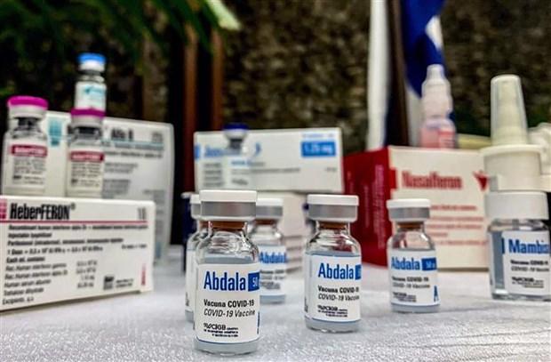 越南政府出台关于向古巴购买1000万剂Abdala疫苗的决议 hinh anh 1