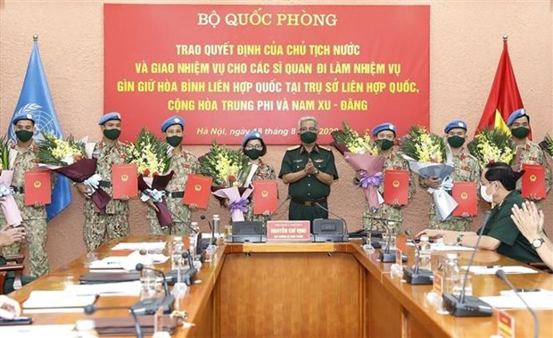 越南加入联合国 44 周年:致力于和平与可持续发展的强有力伙伴 hinh anh 2