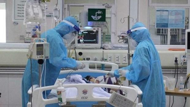 新冠肺炎患者两种治疗方法研究 hinh anh 1