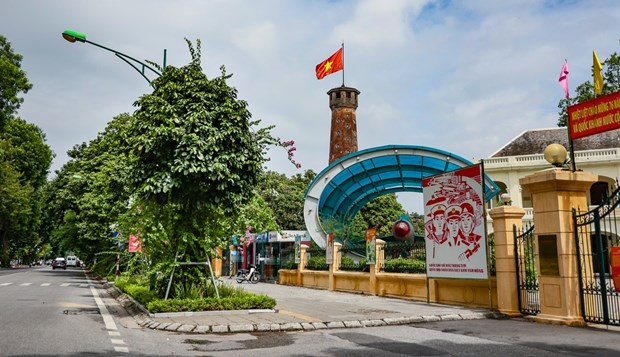 自9月21日6时起 河内市取消三色分区防控方案和道路通行证 hinh anh 1