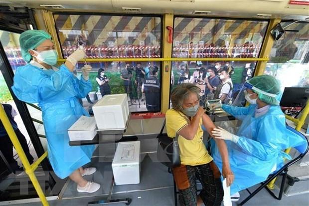 泰国和菲律宾新增新冠肺炎确诊病例继续增加 hinh anh 1