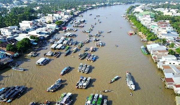 """""""大湄公河次区域气候变化和可持续环境项目""""技术支持计划启动 hinh anh 1"""