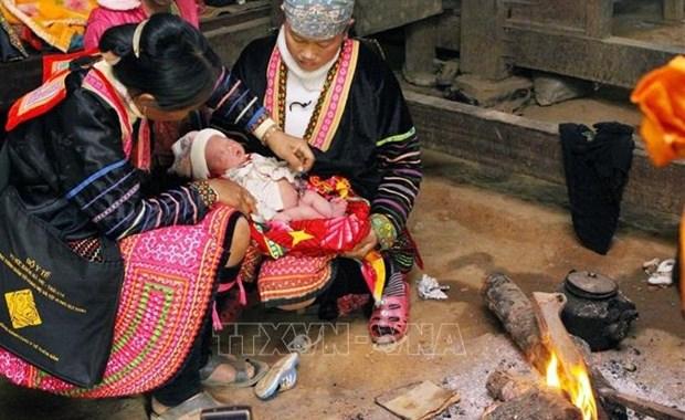 国际伙伴向降低越南少数民族地区产妇死亡率项目提供逾200万美元 hinh anh 1