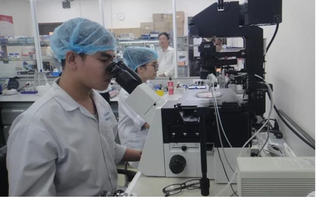 越南胡志明市国家大学的毕业生就业力跻身世界前列 hinh anh 1