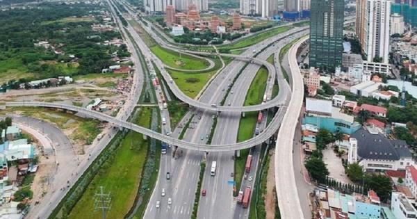胡志明市拟拔出17万亿越盾投建3个重点项目 hinh anh 1