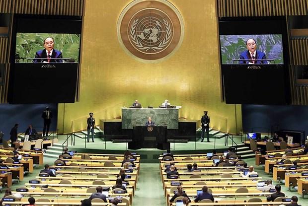 俄媒:越南是对世界可持续发展负责任的国家 hinh anh 1