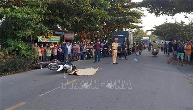 2021年前9月越南交通事故起数下降23.64% hinh anh 1