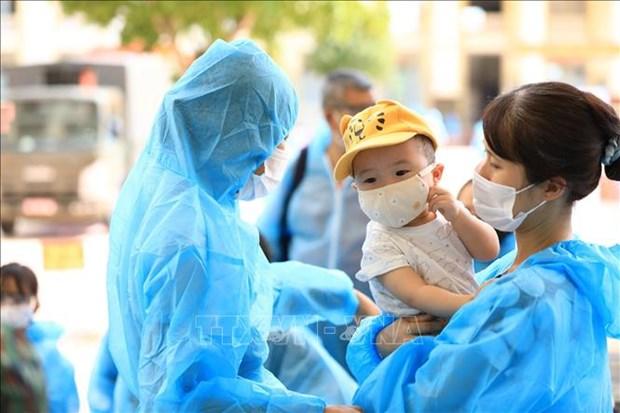 一起携手保护受新冠肺炎疫情影响的儿童 hinh anh 1