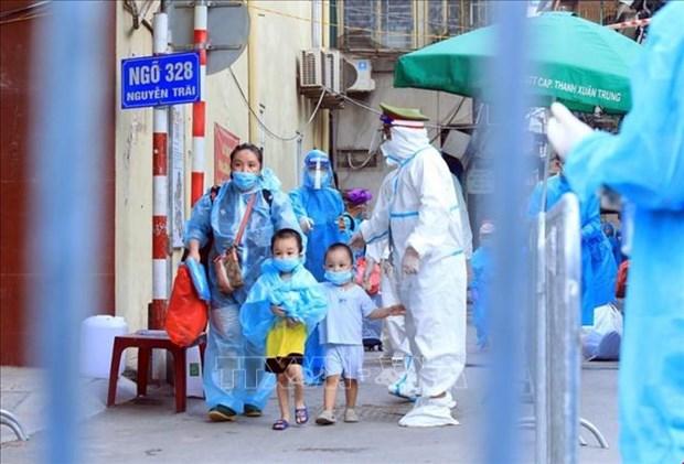 一起携手保护受新冠肺炎疫情影响的儿童 hinh anh 2