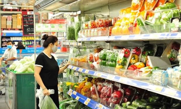 今年前9个月越南全国居民消费价格指数增长1.82% hinh anh 1