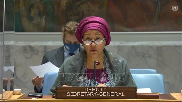 越南与联合国安理会:越南呼吁索马里为妇女参政创造便利条件 hinh anh 1