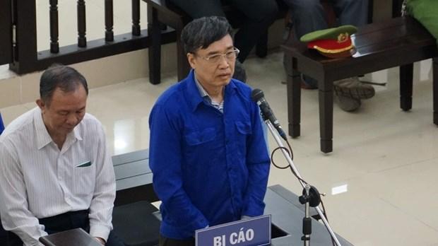 越共中央书记处对原越南社会保险总经理进行纪律处分 hinh anh 1