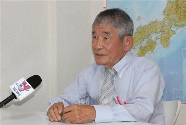 日本专家:日本更换领导人并不影响越日关系 hinh anh 2