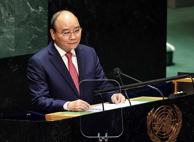 加拿大媒体高度评价越南在联合国的地位和贡献 hinh anh 1