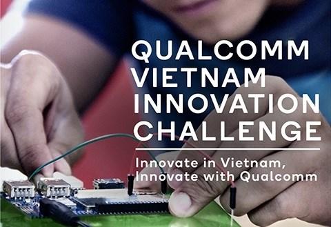 越南高通创新挑战赛第一季获奖项目正式对外公布 hinh anh 1