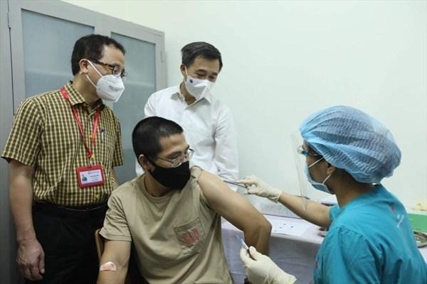 开展ARCT-154 新冠疫苗2期和3a期临床试验计划 hinh anh 1