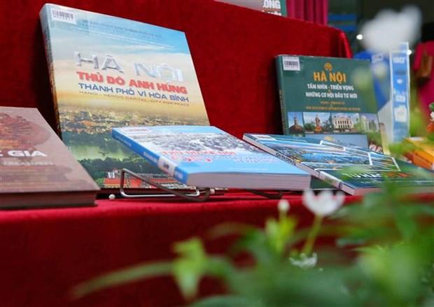 河内市举行多项活动 庆祝首都解放日67周年 hinh anh 1