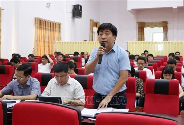 Lai Chau: Trien khai cac chinh sach ho tro phat trien nong nghiep, nong thon hinh anh 2