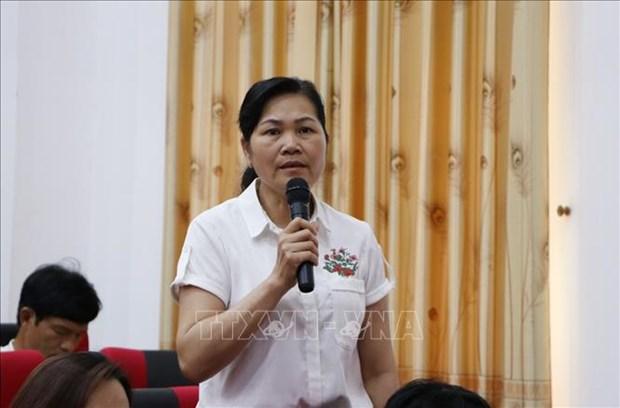 Lai Chau: Trien khai cac chinh sach ho tro phat trien nong nghiep, nong thon hinh anh 3