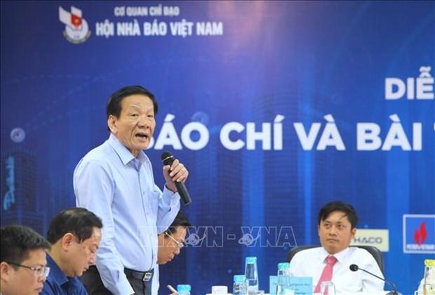 "Dien dan Tong Bien tap ""Bao chi va bai toan phat trien nguon thu"" hinh anh 2"