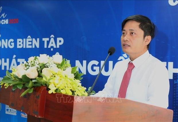 "Dien dan Tong Bien tap ""Bao chi va bai toan phat trien nguon thu"" hinh anh 3"