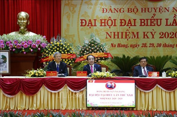 Tien toi Dai hoi XIII cua Dang: Xay dung van kien Dai hoi chat luong, sat voi tinh hinh thuc te dia phuong hinh anh 4