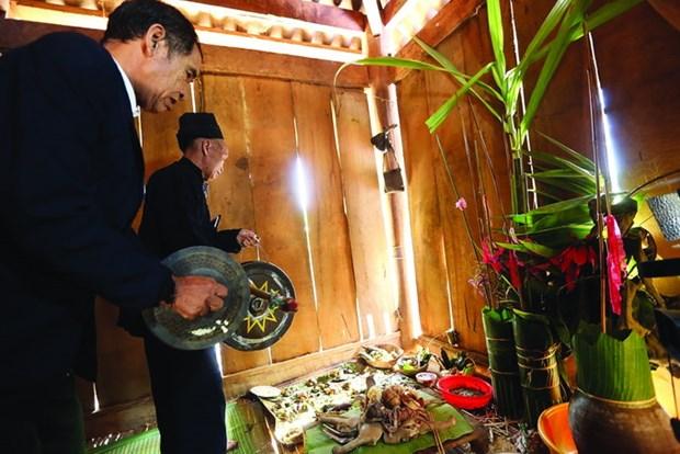 Le hoi Pang Phoong o Dien Bien hinh anh 2