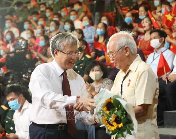 Loi the Doc lap - Chuong trinh dac biet ky niem 75 nam Quoc khanh 2/9 hinh anh 1