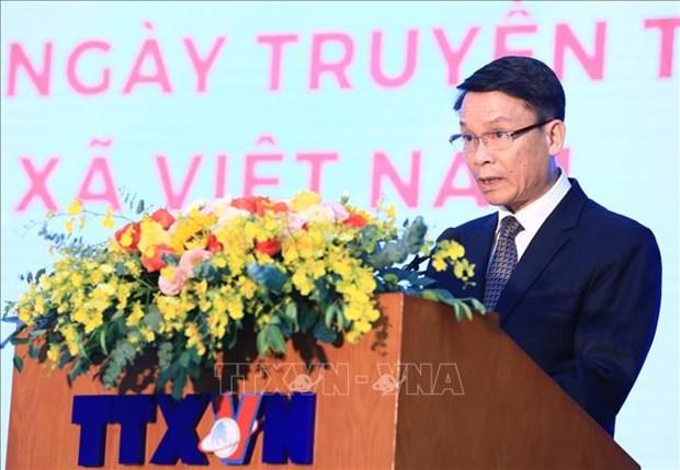 Le Ky niem 75 nam Ngay truyen thong Thong tan xa Viet Nam hinh anh 5