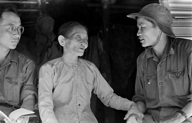 60 nam Thong tan xa Giai phong: Lang tham sau nhung dong tin (Bai cuoi) hinh anh 1