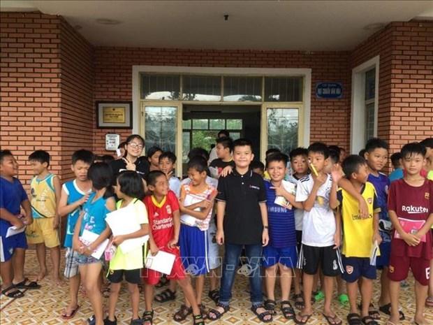 "Chuyen ve ""cau be toan hoc"" Le Nguyen Hoang Nhat Dinh o Ca Mau hinh anh 3"