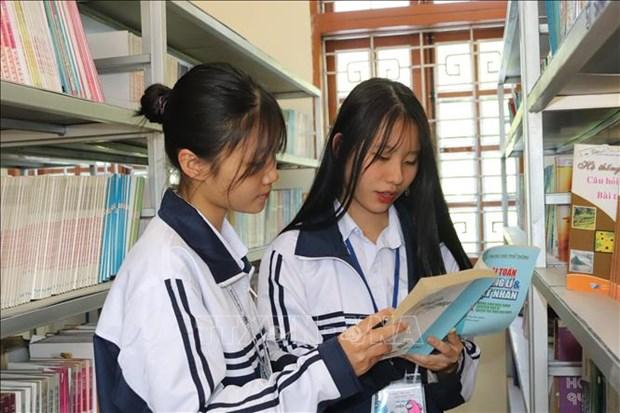 Nguyen Tu Linh - Lien doi truong xuat sac trong cong tac Doi va hoc tap o Son La hinh anh 2