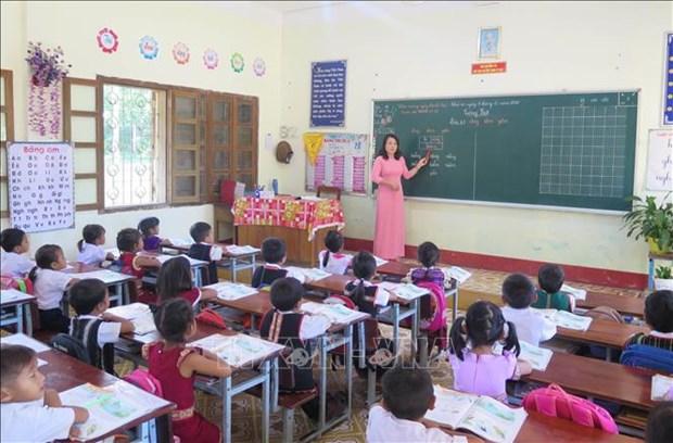 Nâng cao chất lượng giáo dục đối với học sinh dân tộc thiểu số tính đến năm 2025, định hướng đến năm 2030