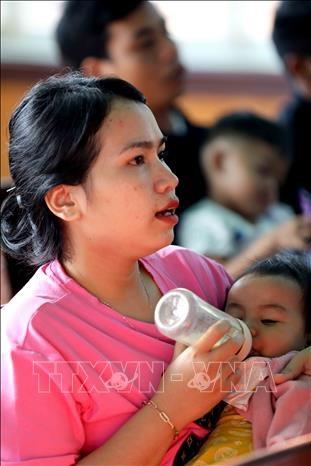 Nha tho Tin Lanh Plei Mo Nu – Chon binh yen cua ba con giao dan hinh anh 13