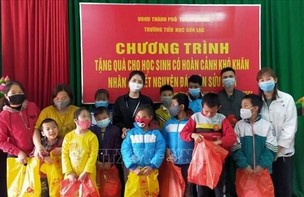 """Nha khoa hoc"" tre cua Truong Pho thong Tuyen Quang hinh anh 3"