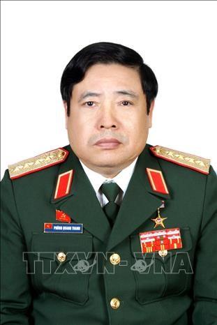 Dai tuong Phung Quang Thanh tu tran hinh anh 1