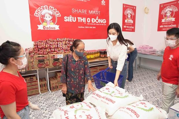 "Khai truong ""Sieu thi 0 dong – Share Mart"" co so 2 tai Ha Noi hinh anh 4"