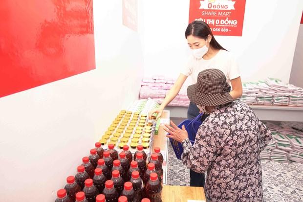 "Khai truong ""Sieu thi 0 dong – Share Mart"" co so 2 tai Ha Noi hinh anh 5"