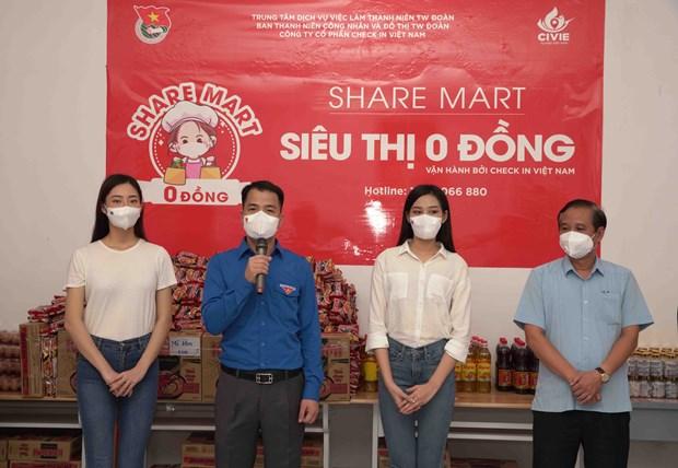 "Khai truong ""Sieu thi 0 dong – Share Mart"" co so 2 tai Ha Noi hinh anh 2"