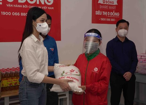 "Khai truong ""Sieu thi 0 dong – Share Mart"" co so 2 tai Ha Noi hinh anh 6"