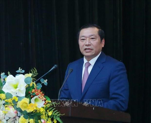 Ong Lai Xuan Mon giu chuc Pho Truong Ban Tuyen giao Trung uong hinh anh 3