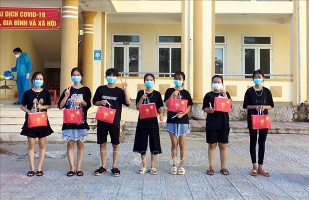 Ha Noi: Mang Tet Trung thu den thieu nhi co hoan canh dac biet kho khan hinh anh 3